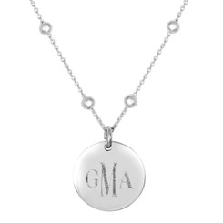 Linwood Necklace with Chain