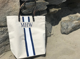 Morgan Canvas Tote