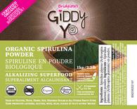 NEW! ORGANIC SPIRULINA POWDER (TAIWAN) 1kg BULK Certified Organic