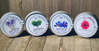 *NEW* 'Olive In The Raw' (Rallis) Body Butter - Geranium & Grapefruit 120g / 4.2oz