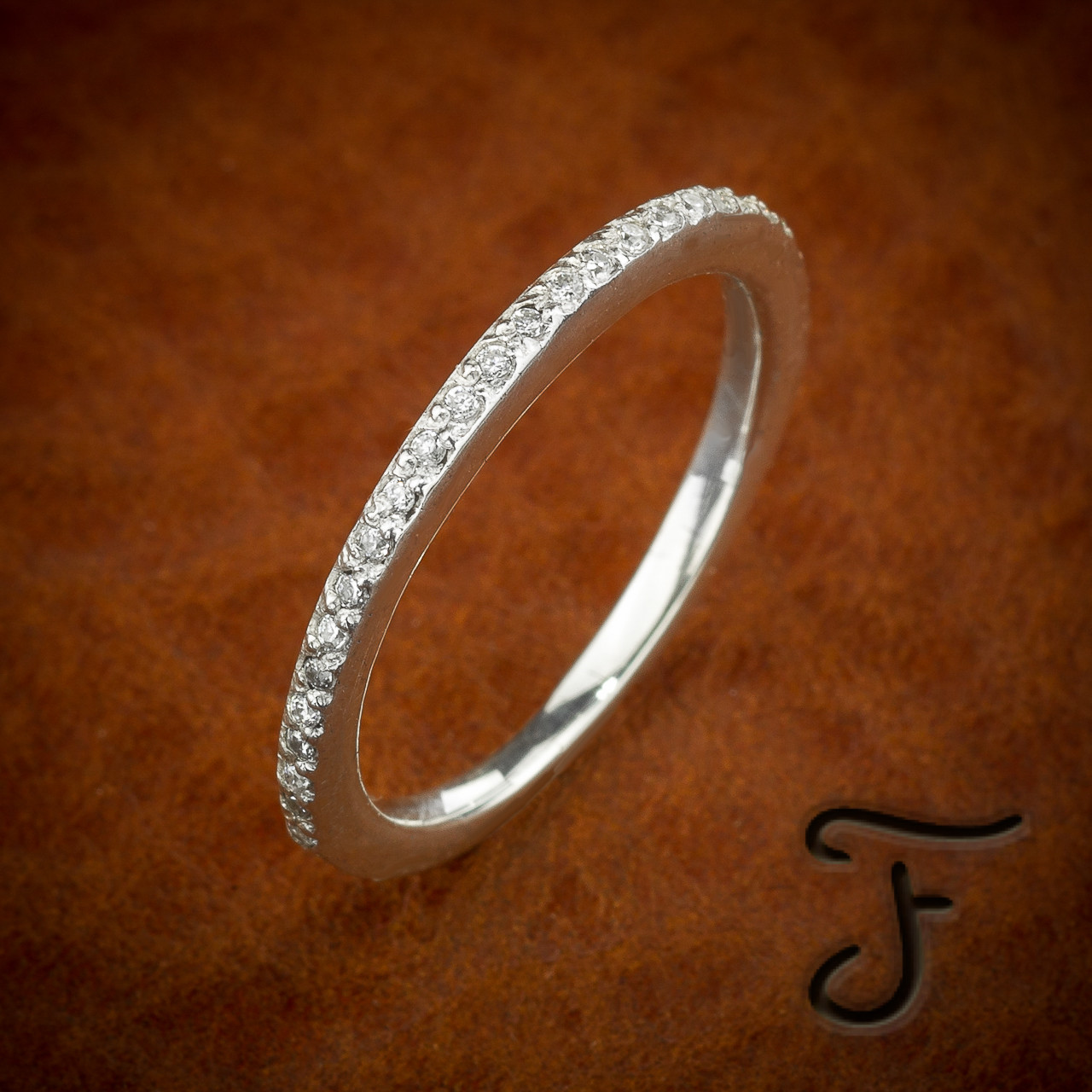 She Wants A Handmade Silver Ring With Simple Elegance