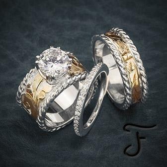 Western Jewelry Handmade Artisan Jewelry Fanning Jewelry