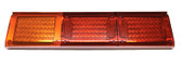 AP87HDRRA HEAVY DUTY LED JUMBO RED/RED/A