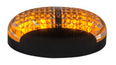 LED CLEARANCE LIGHT AMBER 10-30V CLEAR L