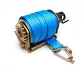 Ratchet Cap Slide Winch with 9mtr Strap