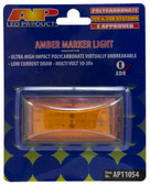 AP51MAB LED FEOM AMBER BLACK BLISTER