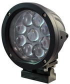 LED DRIVING LIGHT 140MM 45W MUTI V