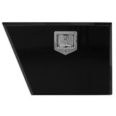 Toolbox black  coated 600x400x255 Left