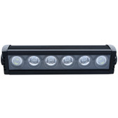 LED LIGHT BAR SINGLE ROW 60W ADJ MOUNT C