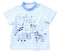 Giraffe & Zebra T-Shirt