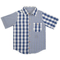 Button-Down Check Shirt