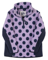Spotty Lightweight Fleece