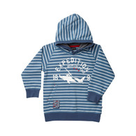 HARRY 13 Stripey Sweatshirt Pullover