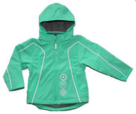 KIND 07 Waterproof Softshell Jacket in Green