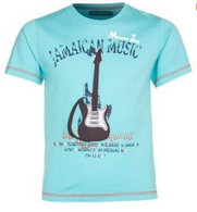 LIAM 04 Jamaica Music T-Shirt