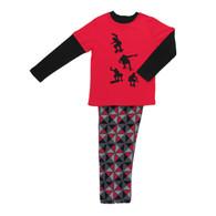 Skateboarders Pyjama set