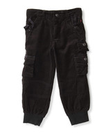 SCKC Girly Cord Cargo Trousers