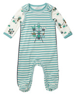 KEY 12 Baby Set Green