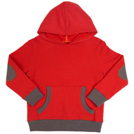 Elbow Patch Hoody