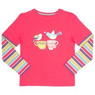 Tea Cup L/S T-Shirt