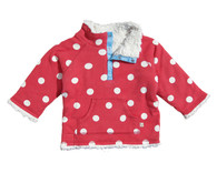 Baby Reversible Snuggle Fleece
