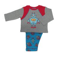 Retro Robot Pyjamas