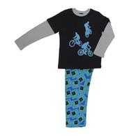 BMX Stunt Pyjamas