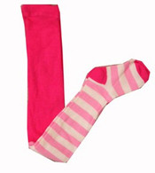 3-Pack Multi Stripes Baby Girl Tights