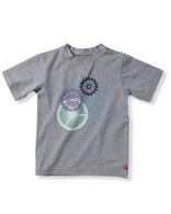 SCKC T-shirt, Grey Melange