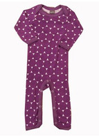 Purple Sleepsuit