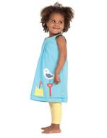 Baby Ocean Reversible Pinafore Dress