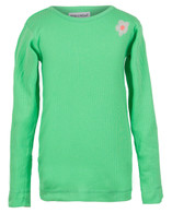 TAYLOR Girl's Top in Spring Green