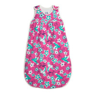Floral Bird Sleeping Bag