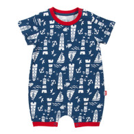 Lighthouse Romper