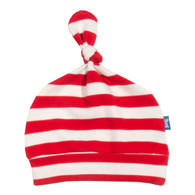 *Sale!* Stripy Hat in Red