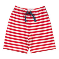 Stripy Shorts in Red