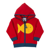 *Sale!* Fishy Zip-Thru Hoodie