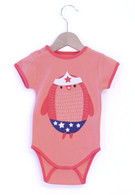 The Ms Wonder P Onesie