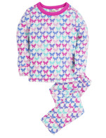OMBRE BUTTERFLIES Thermal Layer / Microfleece PJ's