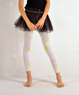 STARS Footless Tights