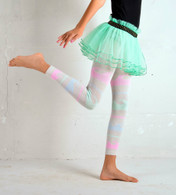 WAVES Footless Tights