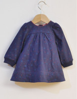 *40% Off!* The Deep Blue Baby Dress