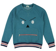 *40% Off!* Zippy Monster Sweat