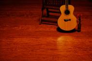 Bubinga Wide Plank Flooring