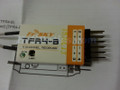 FRSKY TFR4-B - 4 CHANNEL FASST COMPATIBLE RECEIVER W/END PINS & PPM AND RSSI OUTPUTS