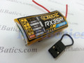 OrangeRX RX3SM Micro 3-Axis Flight Stabilizer w/DSM2 4CH 2.4Ghz Receiver