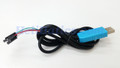 PL2303 TA USB TTL RS232 Convert Serial Cable PL2303TA Compatible with Win XP/VISTA/7/8/8.1/10