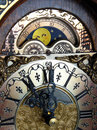 Lunar Calendar on Clock
