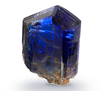 Rough Tanzanite | Image from GIA