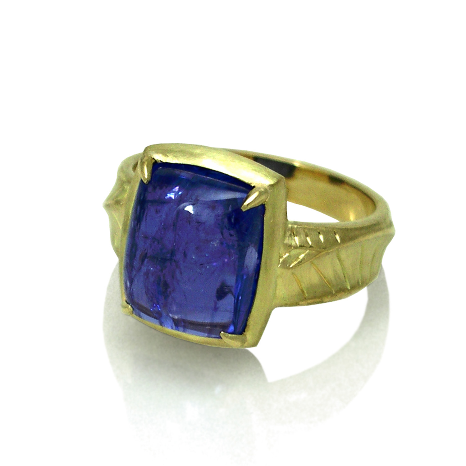 Iris Ring from K.Mita | Tanzanite